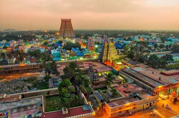 Chennai na Índia