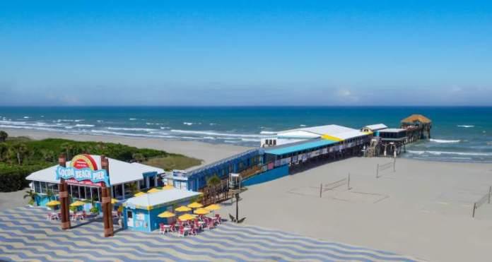 Cocoa Beach é uma das melhores praias de Miami