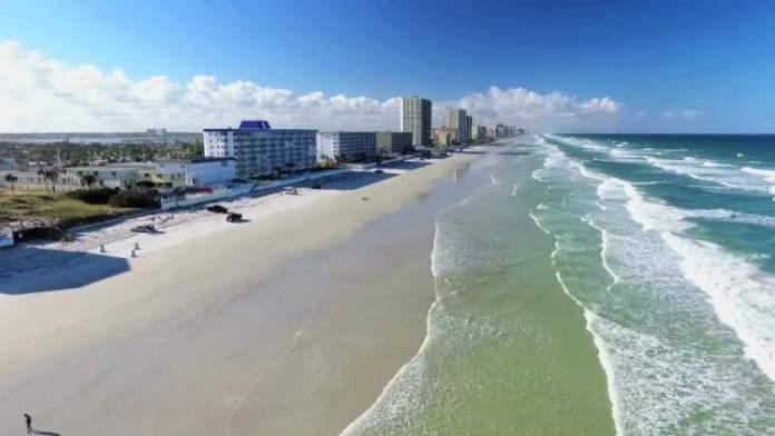 Daytona Beach é uma das melhores praias de Miami
