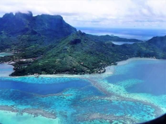 Huahine é uma das praias mais lindas da Polinésia Francesa