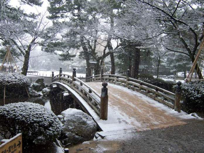Kanazawa é um dos melhores lugares para visitar no Japão