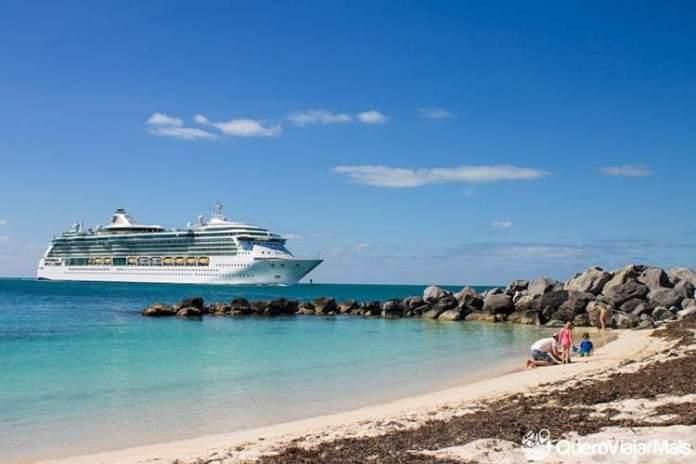 Key West é uma das melhores praias da Flórida