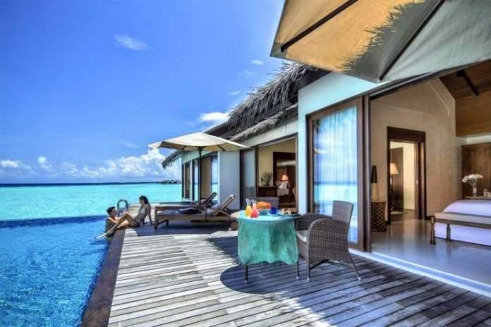 The Residence Maldives é um dos melhores hotéis nas Maldivas