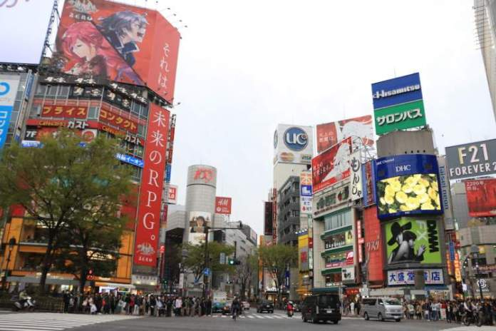 Tokyo é um dos melhores lugares para visitar no Japão
