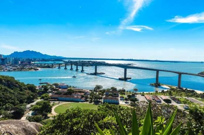 Vitória é um dos destinos nacionais lindos e baratos
