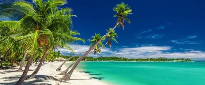 Wakaya Island Beaches em Fiji