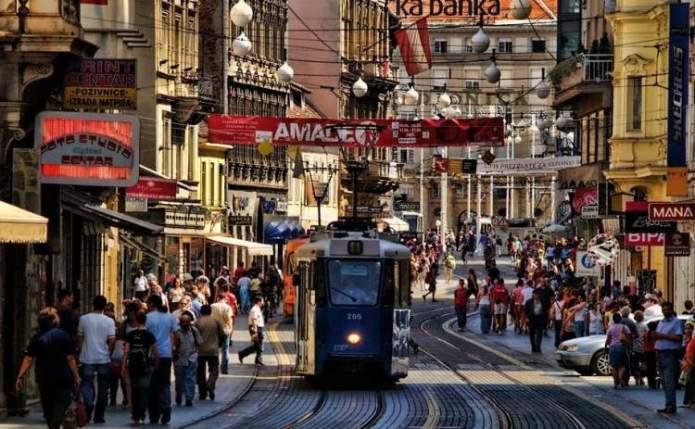 Zagreb na Croácia é um dos destinos baratos para conhecer na Europa