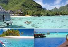 praias mais lindas da Polinésia Francesa