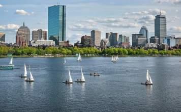 razões para passar as férias em Boston
