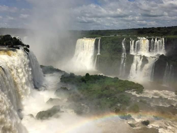 Conhecer Foz do Iguaçu e fugir do Carnaval e ficar longe da folia