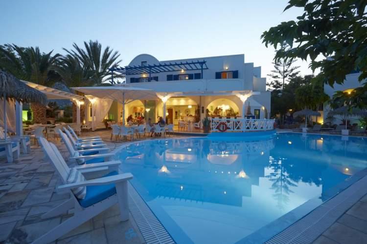 Hotel Hermes é um dos melhores hotéis na Grécia
