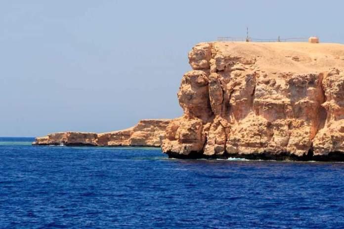 Parque Nacional Ras Muhammad no Egito
