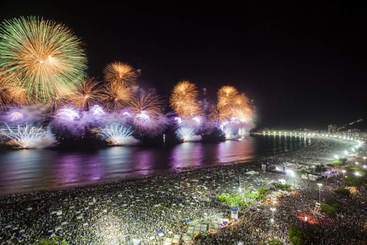 Rio de Janeiro é um dos melhores destinos para viajar no Natal e Ano Novo