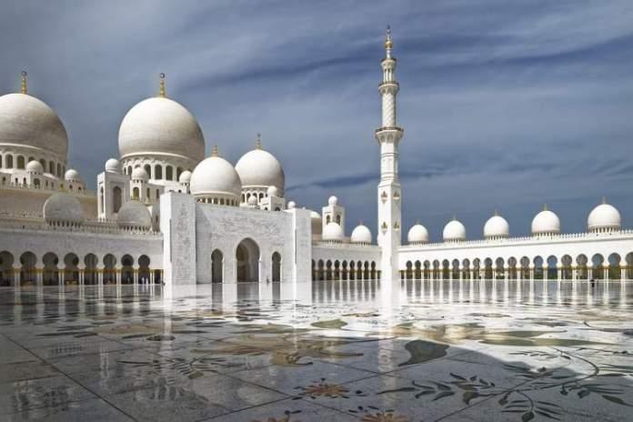 Sheikh Zayed Grand Mosque Emirados Árabes Unidos
