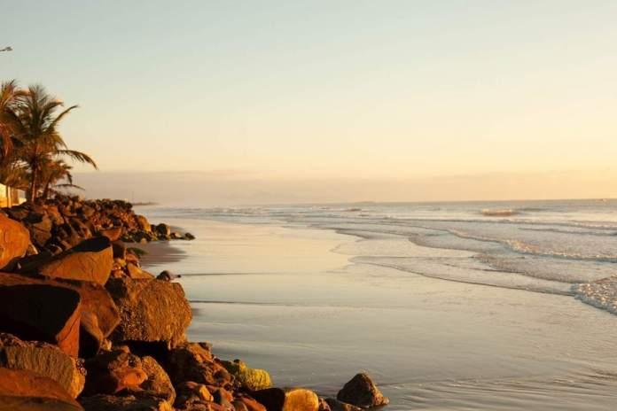 Melhores praias de Itapoá - Santa Catarina
