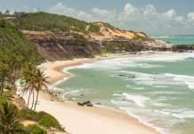 Praia do amor, Tibau do Sul - Rio Grande do Norte