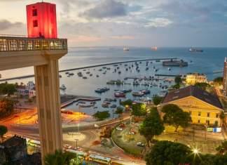 Noite em Salvador - Bahia