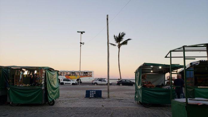 Passarela do Descobrimento, Porto Seguro, Bahia.