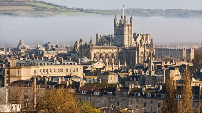 Bath é uma das cidades para conhecer pertinho de Londres