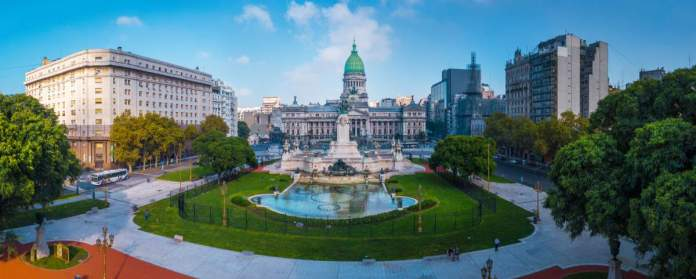 Buenos Aires na Argentina é um dos destinos baratos para viajar em agosto de 2020
