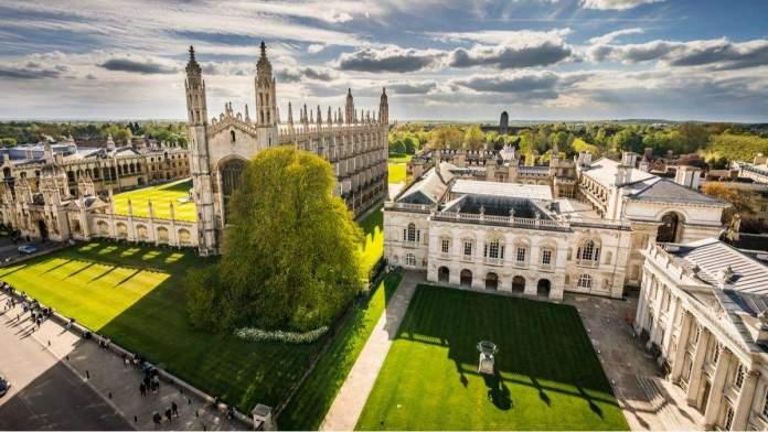 Cambridge é uma das cidades pertinho de Londres