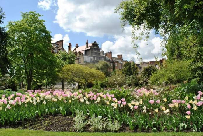 Jardim Chelsea Physic Garden, Londres - Inglaterra