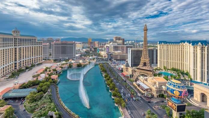 Las Vegas em Nevada - Estados Unidos