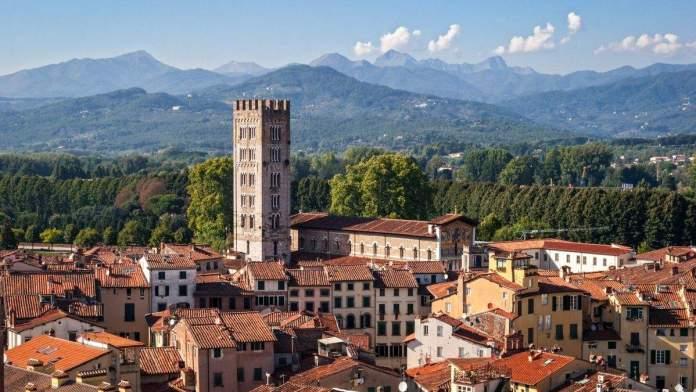 Lucca, Itália.