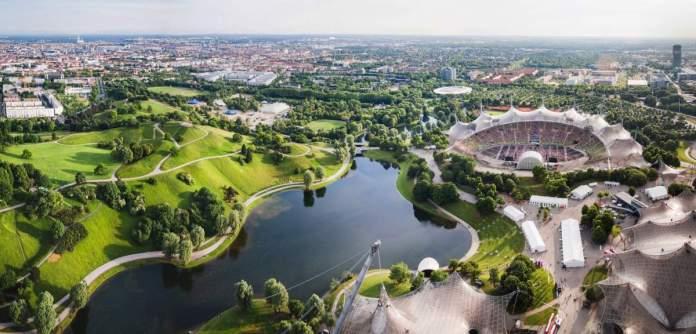 Olympiapark, Munique - Alemanha