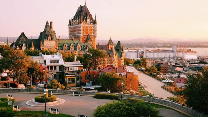 Quebec no Canadá é um dos destinos baratos para viajar em setembro de 2020