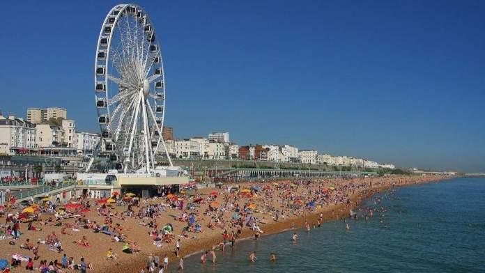 Brighton é uma das cidades para conhecer pertinho de Londres