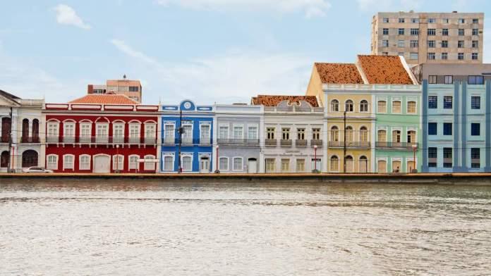 Rua Aurora em Recife - Pernambuco