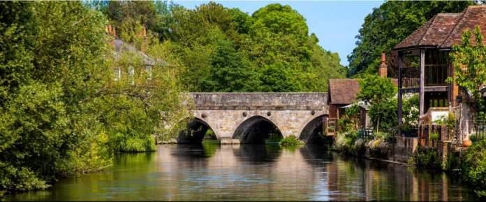 Salisbury é uma das cidades para conhecer pertinho de Londres