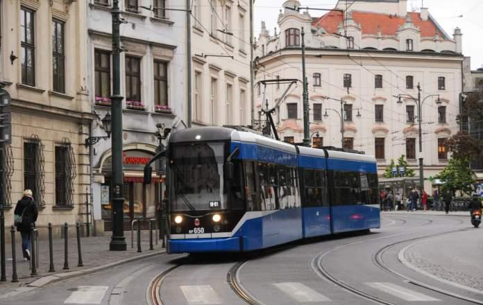 Bonde em Cracóvia - Polônia