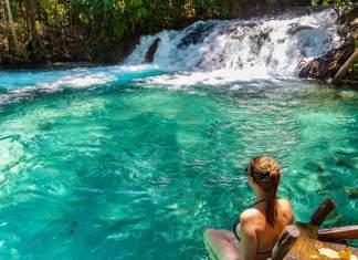 Cachoeira da Formiga no Jalapão - Tocantins