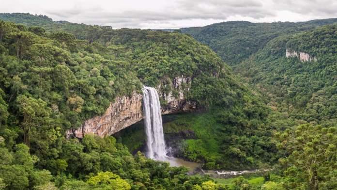 Cocheira do Caracol em Canela - Serra Gaúcha