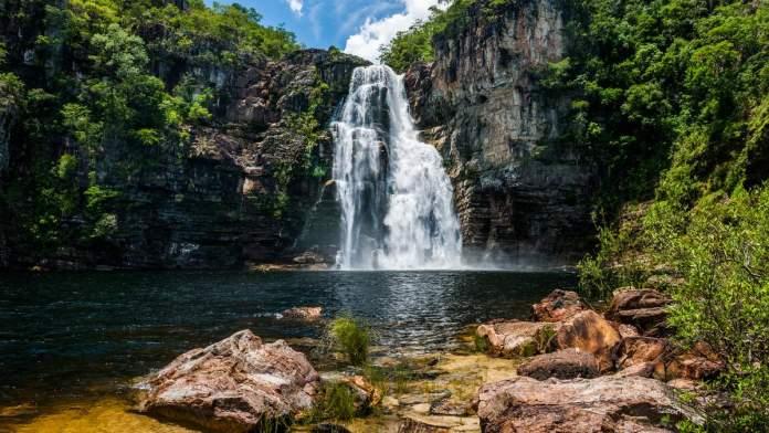 Chapada dos Veadeiros em Goiás é um dos melhores lugares para acampar no Brasil
