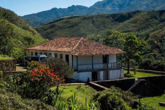 Museu Casa dos Inconfidentes em Ouro Preto - Minas Gerais