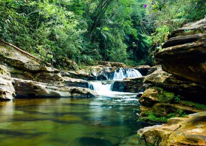 Parque Natural Municipal das Andorinhas em Ouro Preto - Minas Gerais
