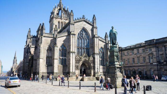 Catedral de St Giles em Edimburgo