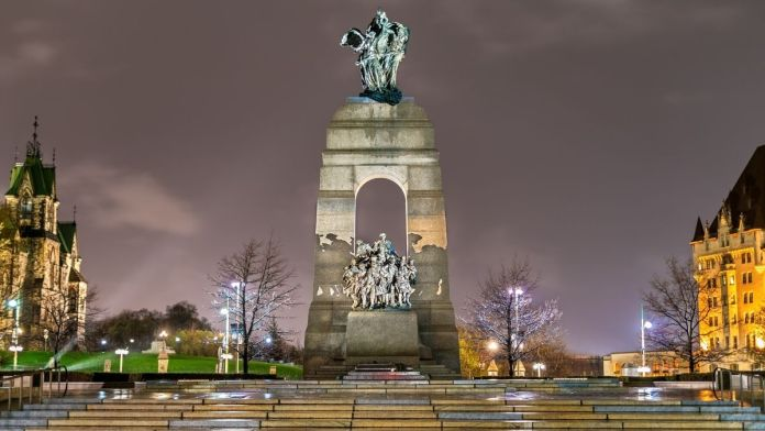 National War Memorial Ottawa [Foto: Canva]