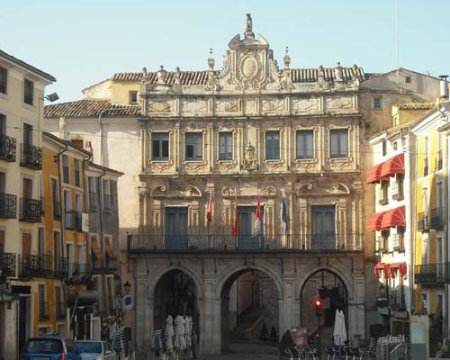 Cuenca Ayuntamiento