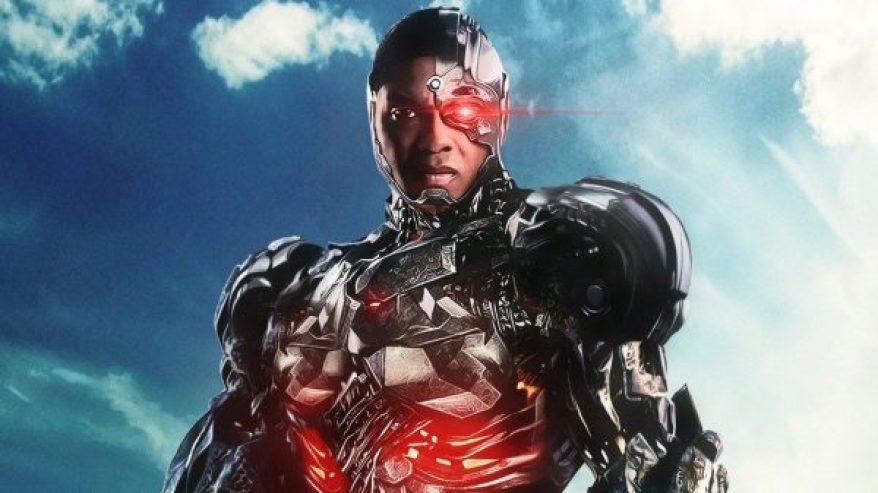 Resultado de imagen para cyborg dc
