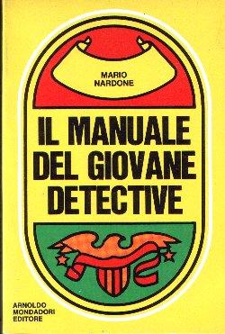 Copertina del Manuale del Giovane Detective