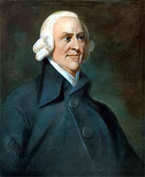 Adam Smith (5 de juniojul./ 16 de junio de 1723greg. – 6 de juliojul./ 17 de julio de 1790greg.) fue un economista y filósofo escocés, uno de los mayores exponentes de la economía clásica.