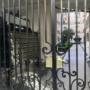 Puerta Palacio Los Patos