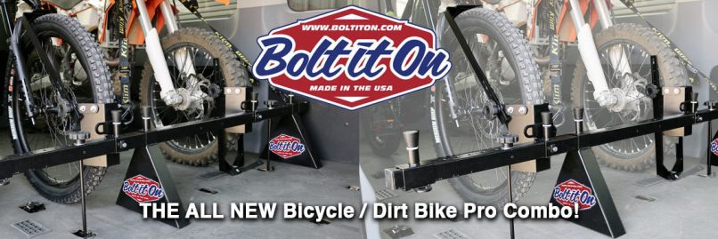 Motorcycle Tie Down Rack Systems
