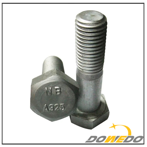 ASTM A325 Heavy Hexagonal Bolts
