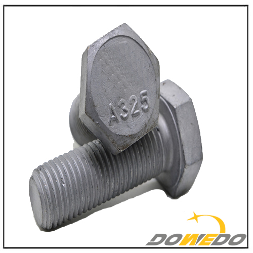 Heavy Hex Bolt A325 Galvanized