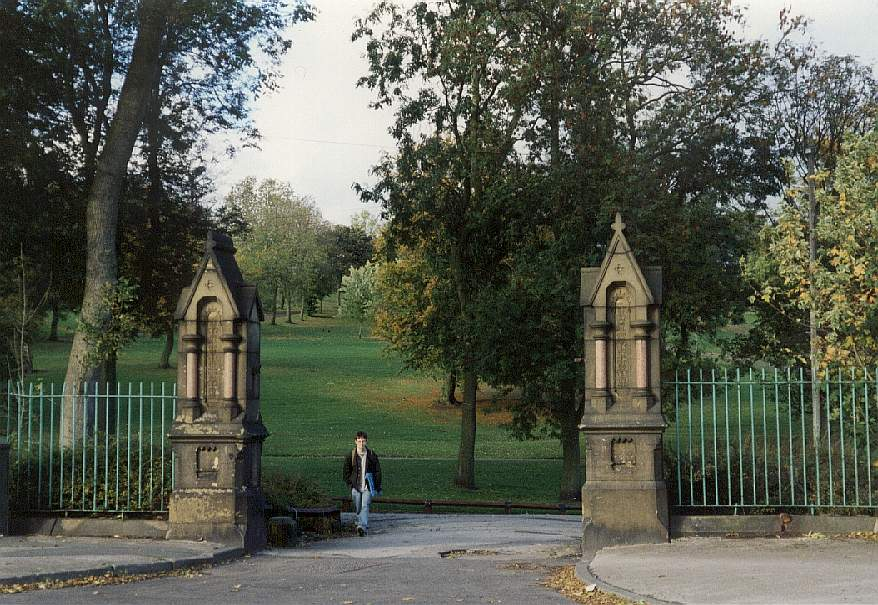 Queens park in Bolton. Male raped by ethnic ,minority attacker. Gay rape jihad